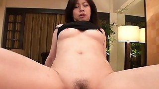 couple vaginal sex black-haired hairy japanese hd
