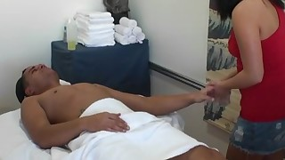 couple asian spycam massage hd