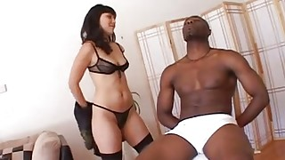 couple vaginal sex masturbation oral sex black-haired asian interracial vaginal masturbation blowjob deepthroat