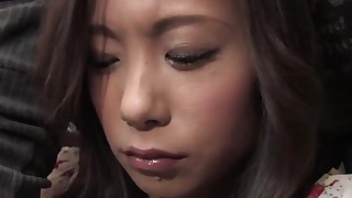 vaginal sex masturbation oral sex bondage brunette asian toys blowjob threesome japanese