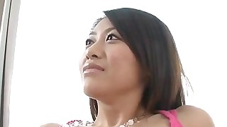 couple vaginal sex oral sex brunette small tits asian licking vagina pornstar cream pie japanese