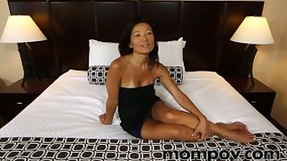mompov.com mom asian older housewife cougar mature sexy skinny petite