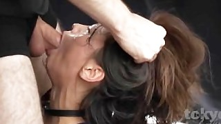 blow-job japanese deep-throat facial face-fuck oral blowjobs tokyofacefuck