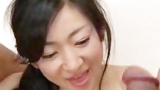 step-mom milf-seeker cock-sucking oral fellatio dick-sucking doggy-style natural-tits pussy-pounding cumshot