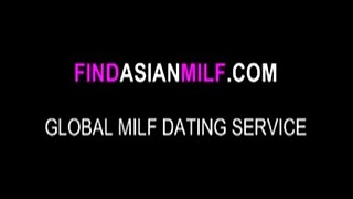 cock milf mature asian mom japanese older son younger asian woman