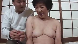 panties toys mom mature japanese granny bbw