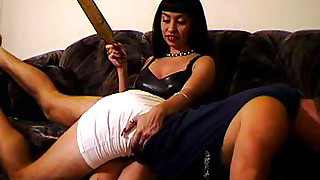 asian domination femdom pain punishment spanking