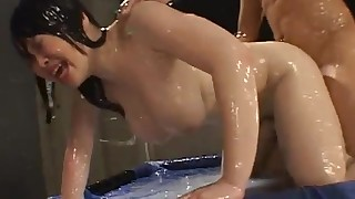 big tits brunette bukkake doggy style extreme fake cum group sex japanese kissing girls missionary