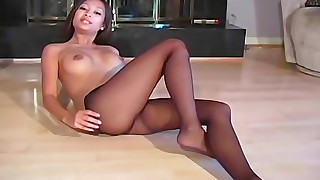 asian big tits brunette fingering latina masturbation pantyhose