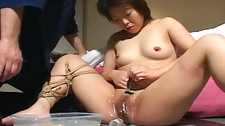 abused asian bathroom bdsm blowjob bondage hd shaved pussy slave small tits