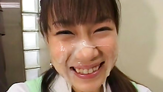 asian blowjob bukkake compilation cum swallow facial hd japanese schoolgirl