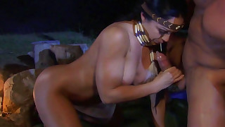 asian blowjob brunette costume doggy style fake tits hardcore outdoor perfect body pigtails