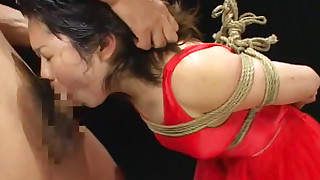 asian bdsm blowjob bondage bukkake domination facial gangbang japanese petite