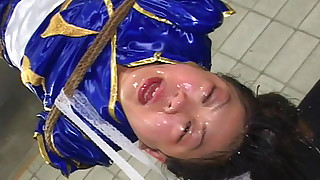 asian bondage brunette bukkake gangbang high heels japanese perfect body rope
