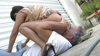 asian beauty facesitting outdoor perfect body pornstar trimmed pussy