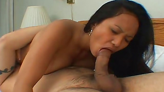 asian blowjob doggy style facial natural tits pussy licking riding