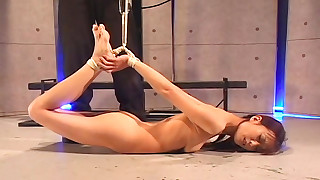 asian babes bdsm blowjob bondage hanging hd slave