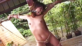 asian bdsm bondage fisting hd outdoor small tits