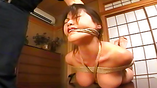asian bdsm bondage hd japanese slave small tits