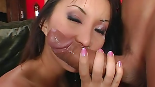 asian blowjob facial fishnet hardcore hd pornstar small tits stockings
