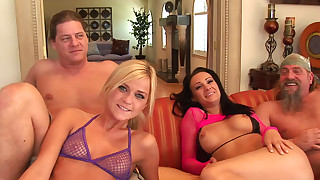 asian blonde blowjob brunette hd pornstar reality small tits sofa