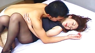 asian bedroom blowjob brunette cumshot fingering hairy hardcore japanese pantyhose