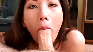 amateur asian blowjob cumshot homemade pov