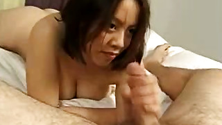 asian big tits blowjob cumshot facial foot fetish handjob pov titjob