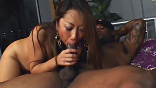 asian blowjob doggy style hardcore interracial lingerie milf riding