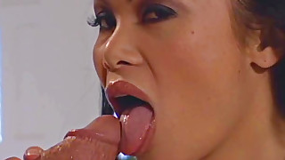asian blowjob close up doggy style facial hardcore milf natural tits pornstar pussy licking
