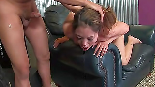 69 sex asian deepthroat facial torture