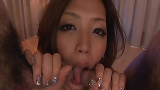 bedroom blowjob creampie japanese milf natural tits pornstar riding trimmed pussy
