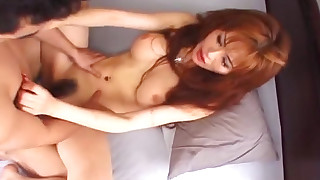 riding pornstar milf japanese hardcore big tits blowjob facial hairy