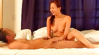 asian babes bedroom blowjob girlfriend handjob homemade natural tits riding skinny