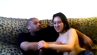 amateur asian big dick cumshot handjob homemade
